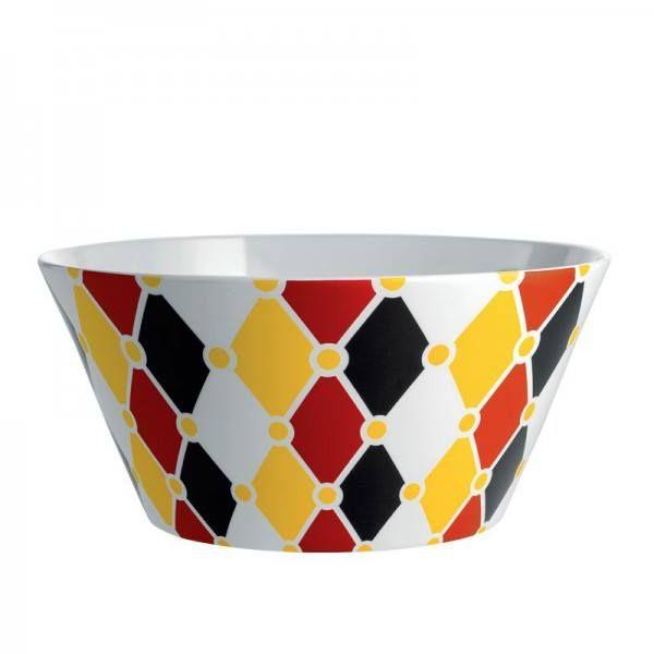 Circus insalatiera in bone china decorata. a soli 4833 #alessi #Insalatiere http://ift.tt/2kIKEmA