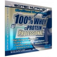 SCITEC 100% WHEY PROTEIN PROFESSIONAL 60 x 30g mix