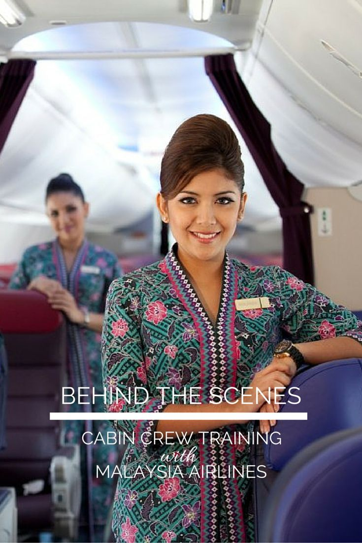 Going behind the scenes at Malaysia Airlines' Cabin Crew Training  | #Malaysia #KualaLumpur #MalaysiaAirlines #AVgeek |