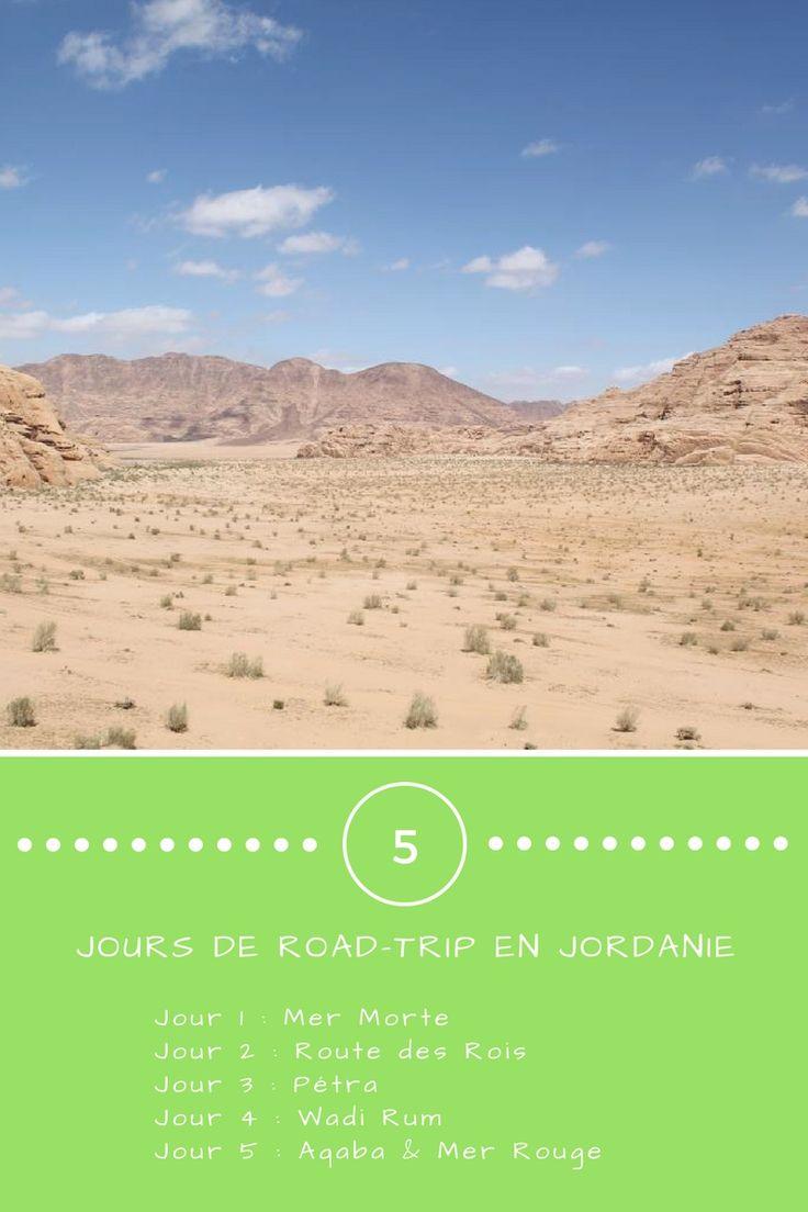 Road-trip familial en jordanie : notre itinéraire de 5 jours #jordanie #roadtrip #enfamille