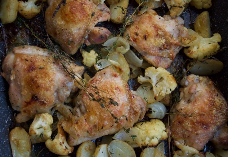 Beat midwinter blues with tender roast chicken
