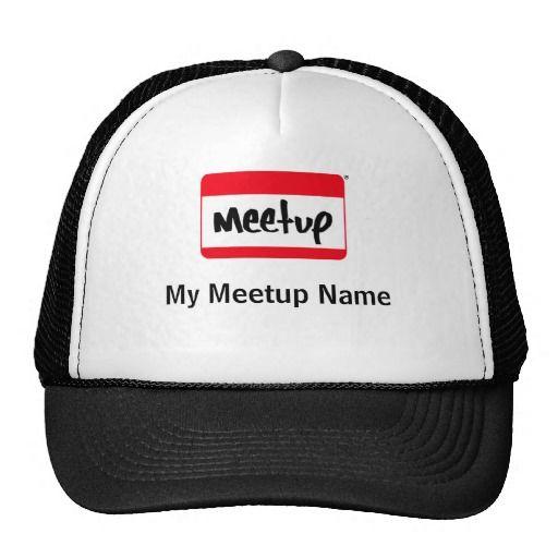 Meetup Hat