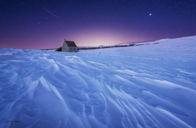 Starry night © Antoine Cibert