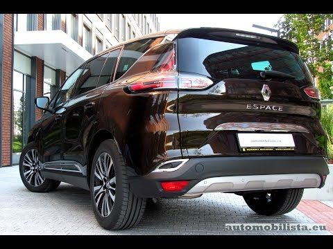 New - Renault Espace. Is it worth 40k? that is the question  Automobilista.eu - car reviews done differently!!! #Martin Pohanka