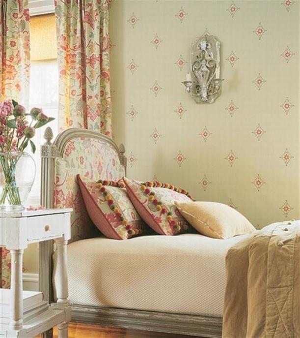 Bedroom Interior Country