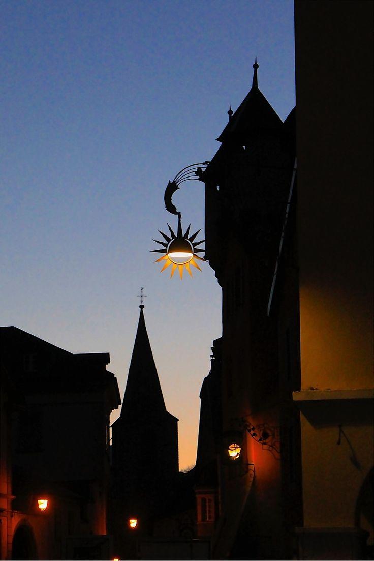 Old Town, Sierre, Switzerland Copyright: Serge Ballestraz