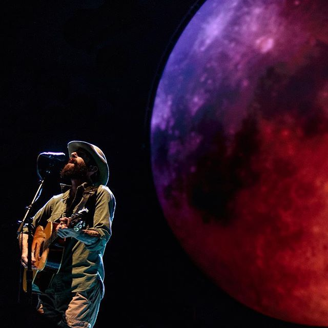 Ray LaMontagne at McMenamins Edgefield in Troutdale, OR on September 4, 2016.