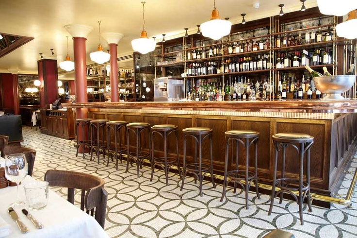 Les Deux Salons- Art Deco Tiles