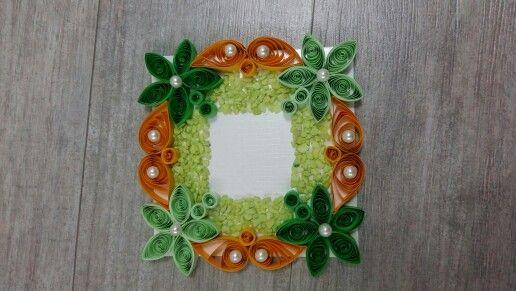 Porta candela green