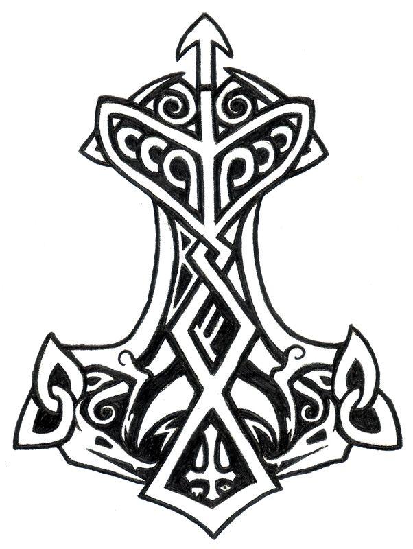 Thor's hammer version 2