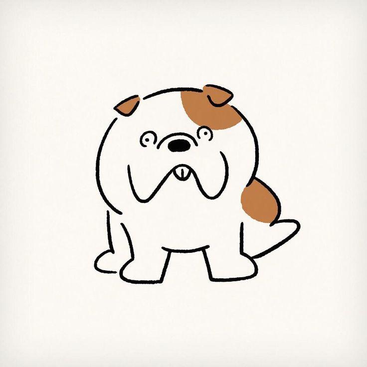Bulldog ブルドッグ #bulldog #artist #popart #instaart #sketch #instagood #character #dog #seijimatsumoto #松本誠次 #art #artwork #draw #drawing #illustration #illust #illustrator #design #graphic #pen #イラスト #アート #絵 #デザイン #ブルドッグ #犬