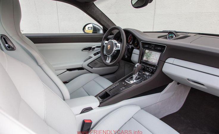 Cool Porsche Carrera 2014 Interior Car Images Hd Porsche 911 Turbo 2014  Interior LB1L69S5 FewMocom Cool