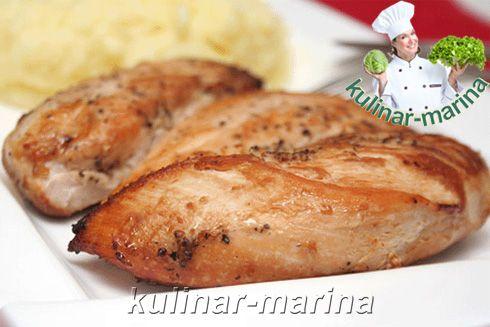 Копченые куриные грудки на чае | Smoked chicken breast on tea.