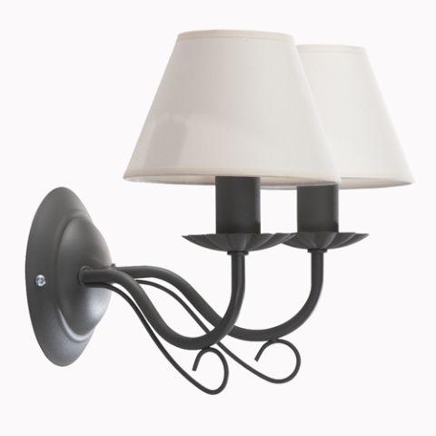 Kinkiet Podwójny DALIA nr 2188 #Lampa typu #Kinkiet - #Lampy i #Oświetlenie #DlaDomu