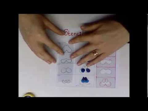 Como fazer seu Stencil de olhos