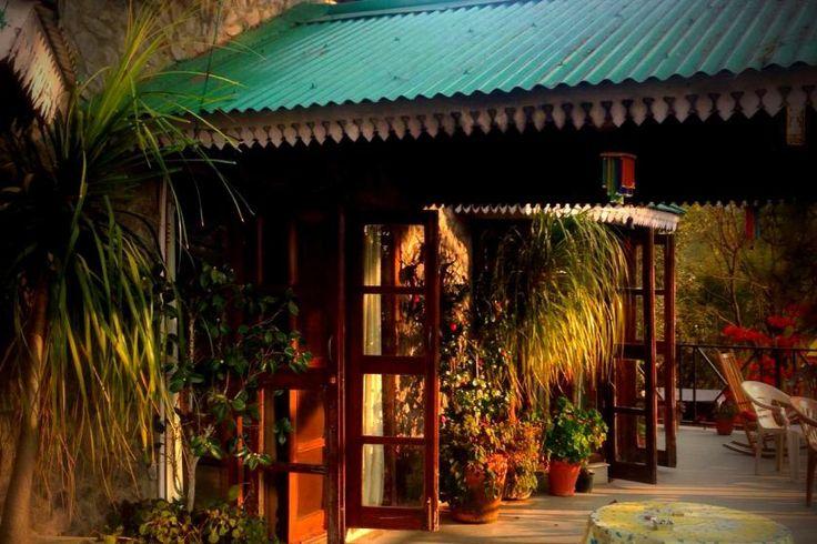 Weekend getaway from Delhi - a homestay in the hills of Naukuchiatal
