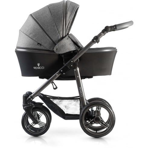 Venicci Carbo 3in1 Travel System Available From W H Watts Pram Shop