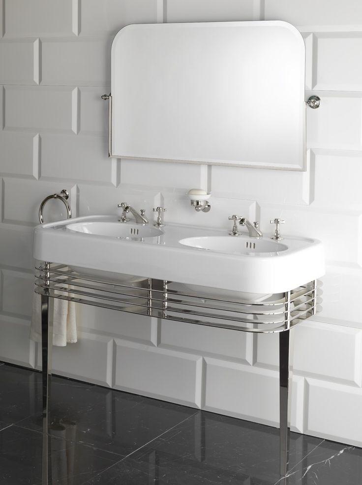 Wide Sinks Bathroom