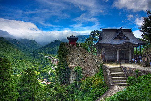 sacred mountain | Sacred mountain temples (Yamadera) | Flickr - Photo Sharing!