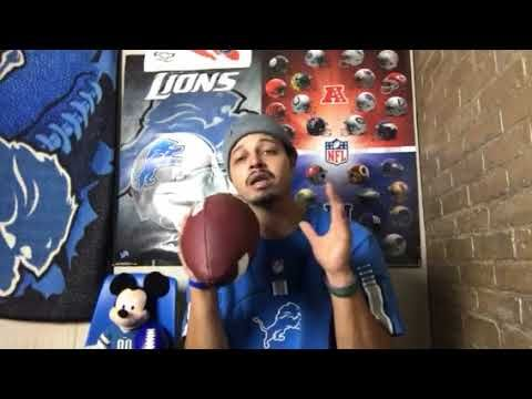 Steelers vs Lions Game Review / My Reaction & Review / Steelers Win 20-1...