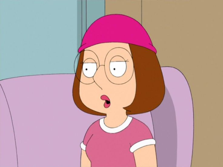 Mila kunis...i mean meg griffin