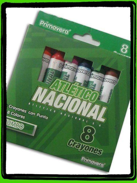 Crayones  Atlético Nacional