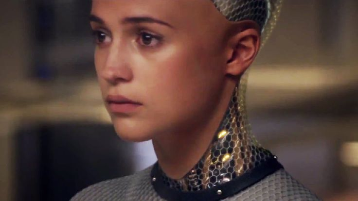 Ex Machina - Official Trailer (2015) [HD]  There's nothing more human  than the will to survive