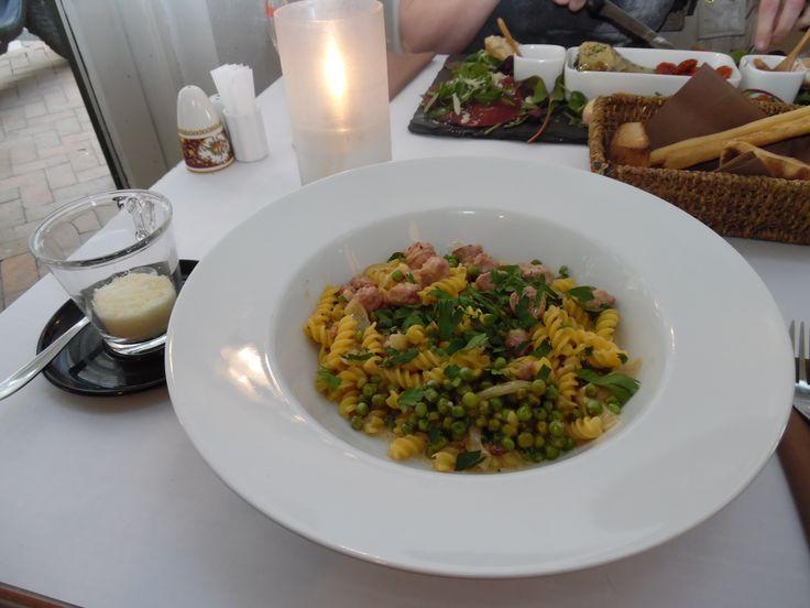 På restaurant Mona Lisa i Odense kan man få glutenfrie pastaretter og andet lækkert italiensk inspireret mad. De har også salg af specialiteter.