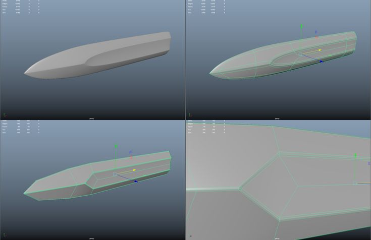 FAQ: How u model dem shapes? Subd mini-tuts AKA USE THE RIGHT AMOUNT OF GEO - Page 227 - Polycount Forum