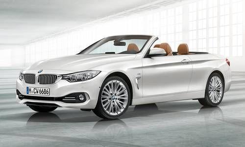 #BMW #Serie4Cabriolet.  Avec ses lignes élégantes, ses détails aérodynamiques et ses proportions sportives, est une fête pour tous les sens.