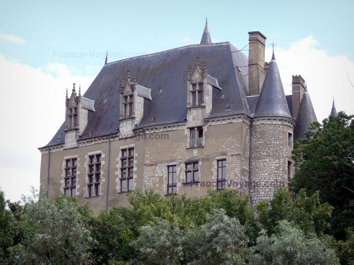 Chateauroux France Pictures | Châteauroux : Façade du château Raoul Retour à la liste home sweet home lol..