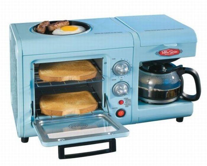 Nostalgia Electrics' Retro Series 3-in-1 Breakfast Station