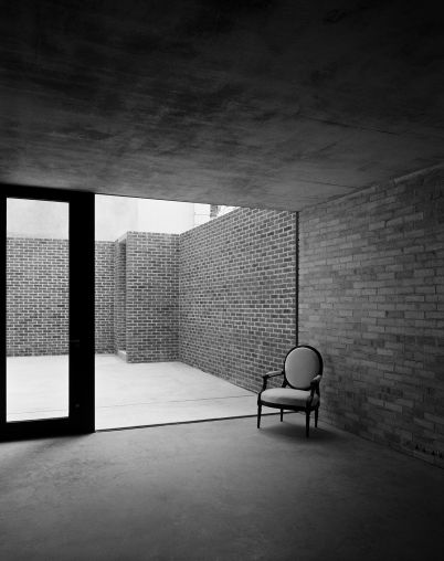 Caruso St John Architects, Brick House 2001–2005 Location: London