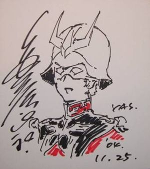 安彦良和『ガンダム THE ORIGIN』のアートな画像【27枚】 - NAVER まとめ