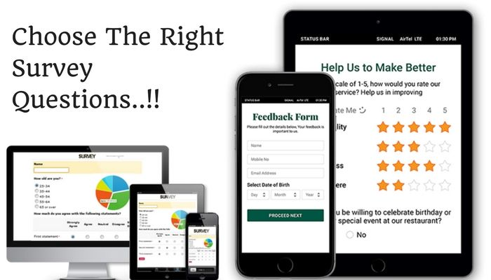 Feedbacks are necessary to bring levels of insights! Use - feedback survey template