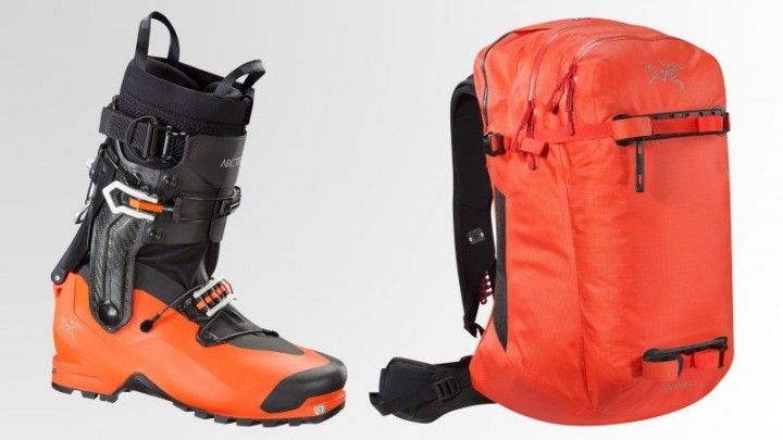 Arc'teryx recently introduced the Voltaire avalanche backpack for backcountry skiing. Learn when this air bag will be available and what makes it unique. http://bit.ly/1PoryWc
