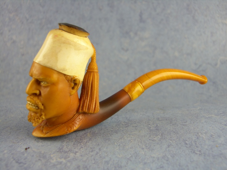 Meerschaum pipe: Meerschaum Pipes, Antique Pipe S, Smoking Pipes, Pipes Meerschaum, Tobacco Pipes, Cigars, Meershaum Pipes