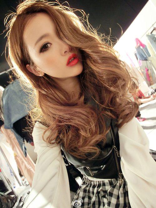 Ulzzang Hair Color