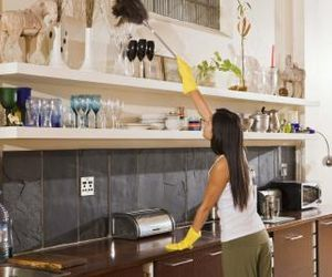 Professional House Cleaning - also has link to a pretty good list