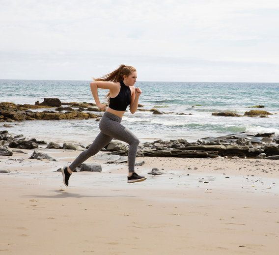 The Surprising Secret To Better, Stronger Outdoor Runs  | You'll be a pro in no time.