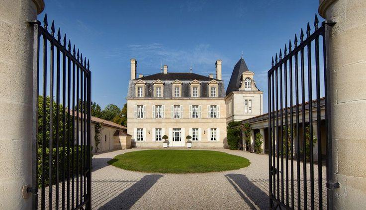 Grand Puy Lacoste / Pauillac / Bordeaux / France