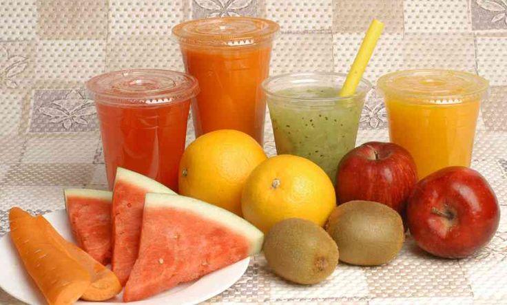 Juicing for kidney disease