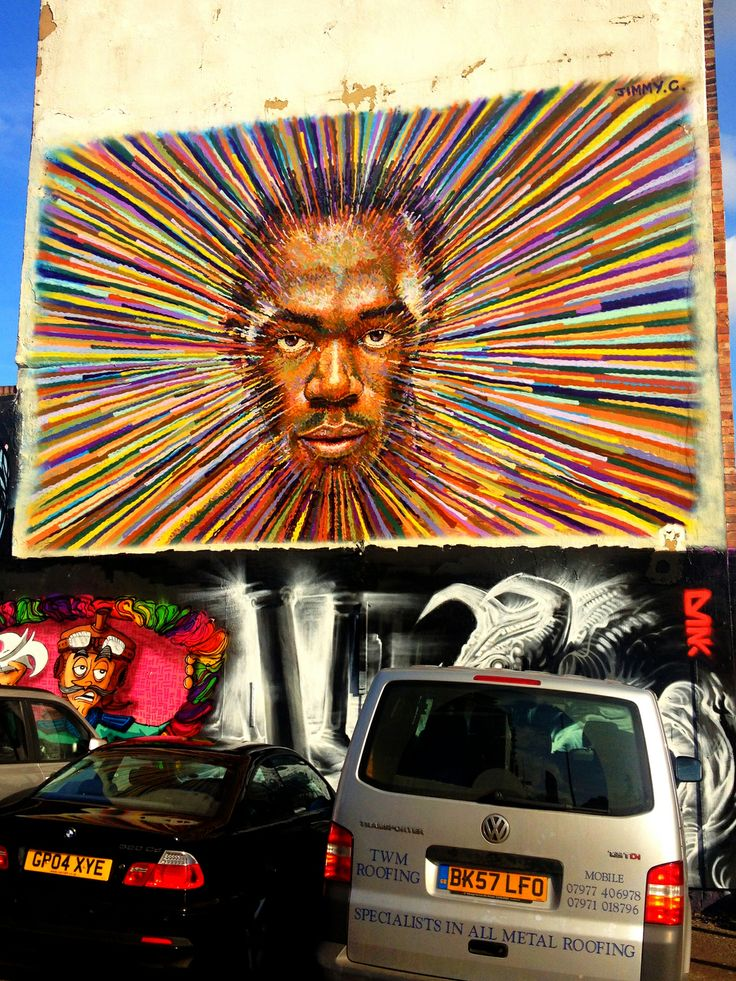 Usain Bolt By Jimmy C, Sclater St
