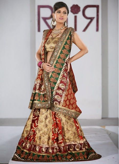 Indian Ancient And Traditional Wear Outfit Which Is Perfect For Wedding Occasions Youve