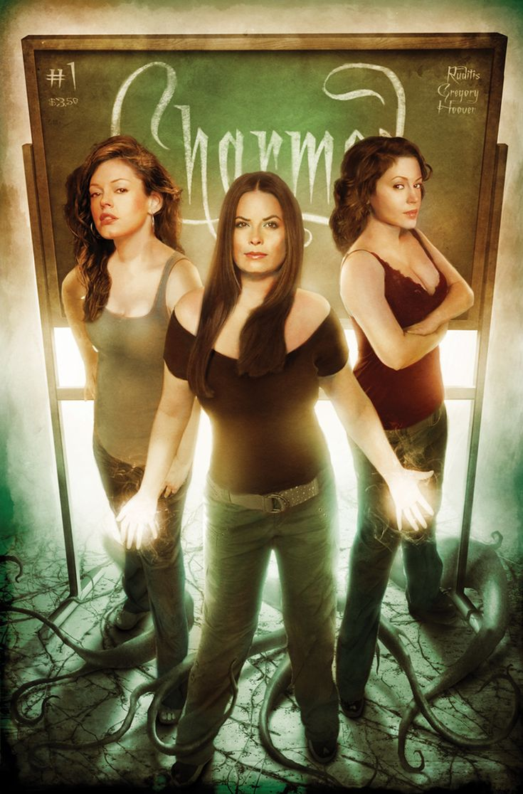 Charmed~ I still watch it, but in my defense only the early seasons.