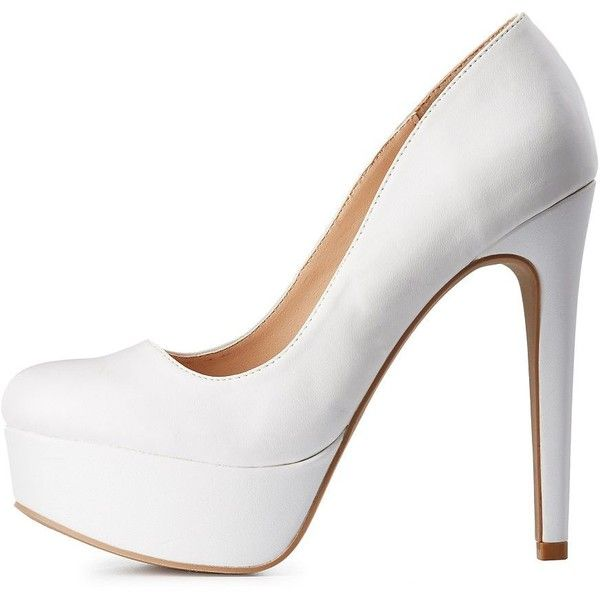 The 25  best White platform shoes ideas on Pinterest | White wedge ...