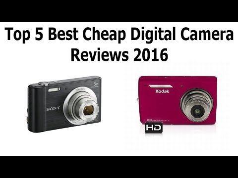 Top 5 Best Cheap Digital Camera Reviews 2016 Best Compact Digital Camera