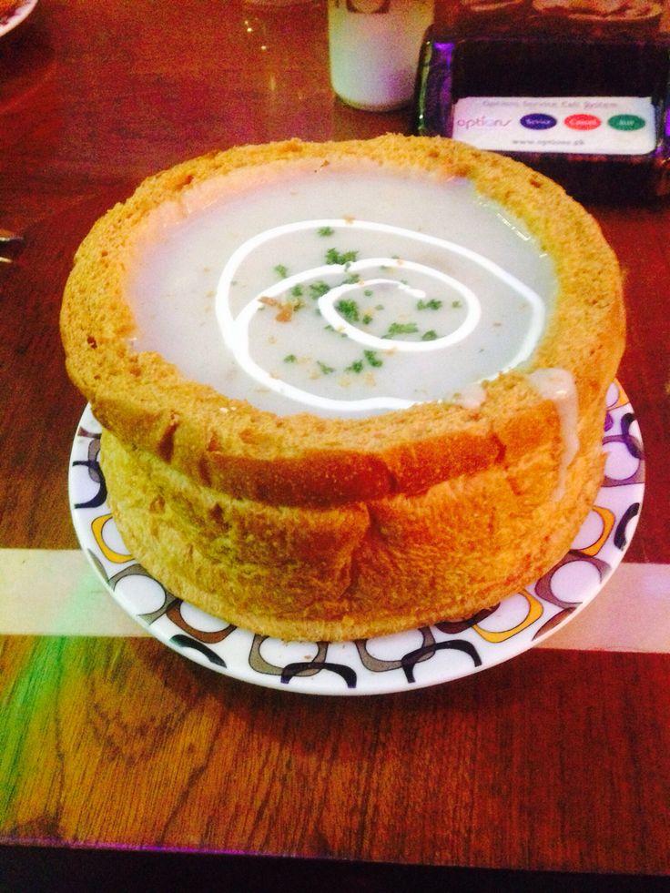 Rusk soup