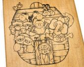 Noahs Ark Stamp - DOTS Rubber Stamps - Noah and Co - Religious Stamps - Animal Stamps - Noahs Ark Shower - Kids Crafts - Unique Rubber Stamp https://www.etsy.com/listing/517634761/noahs-ark-stamp-dots-rubber-stamps-noah