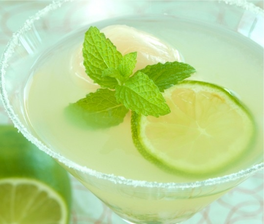 Anyone who likes mojitio's has to have one of these. Lychee is a liqueur-asian fruit fresh , light, with a hint of grapefruit favor!